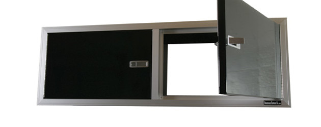 Aluminum Wall Cabinets