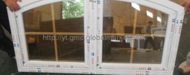 Fix Pvc The Window : Javed waziri pvc aluminium production ltd fix window